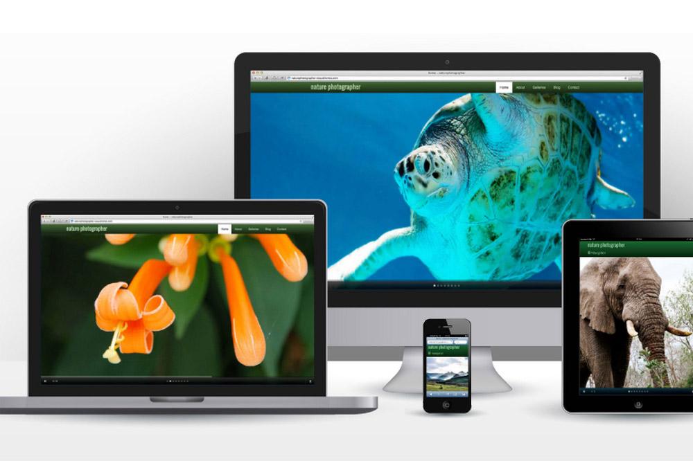 WordPress websites mobiel vriendelijk gemaakt