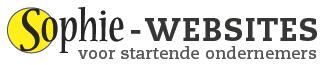 Sophie Websites voor de startende ondernemer | logo