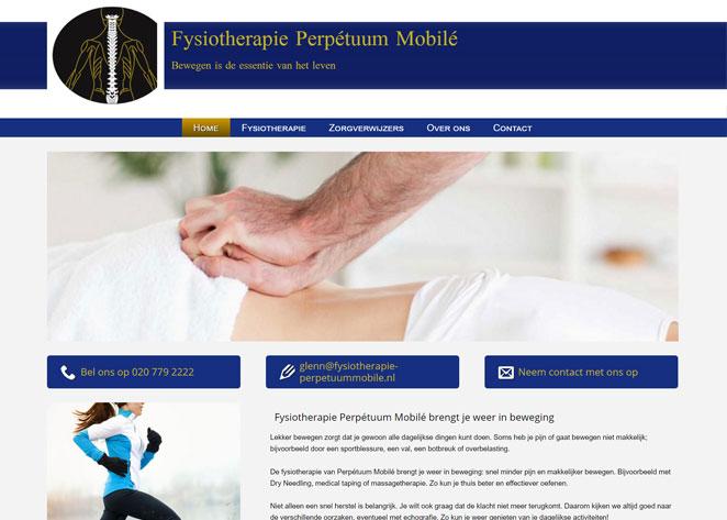 Fysiotherapie Perpétuum Mobilé
