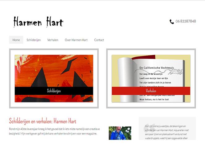 portfolio spelenmetengels.nl door Sophie Websites